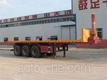 Hualiang Tianhong LJN9403ZZXP flatbed dump trailer