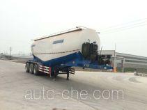 辰陆牌LJT9400GFL型中密度粉粒物料运输半挂车