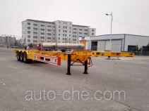 Chenlu LJT9400TJZE container transport trailer