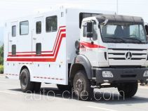 Lankuang LK5112TBC control and monitoring vehicle