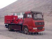 Lankuang LK5130TJC35 well flushing truck