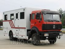 Lankuang LK5132TBC control and monitoring vehicle