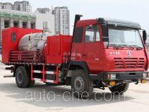 Lankuang LK5162TXL35 dewaxing truck