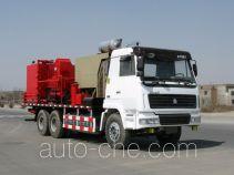 Lankuang LK5180TJC40 well flushing truck