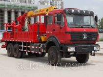 Lankuang mixing plant truck