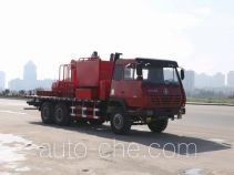 Lankuang LK5210TJG35 well flushing fluid supply truck