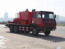 Lankuang LK5212TJC35 well flushing truck