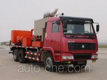 兰矿牌LK5213TYL70型压裂车