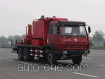 Lankuang LK5220TJG35 well flushing fluid supply truck