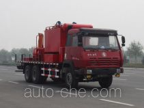 Lankuang LK5222TJC35 well flushing truck