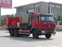 兰矿牌LK5232TYL70型压裂车