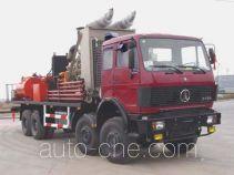 兰矿牌LK5280TYL105型压裂车