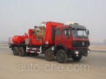 兰矿牌LK5281TYL105型压裂车