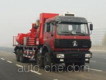 兰矿牌LK5282TYL120型压裂车