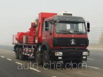 Lankuang LK5282TYL120 fracturing truck