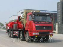 兰矿牌LK5291TYL105型压裂车