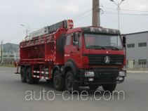 Lankuang fracturing manifold truck