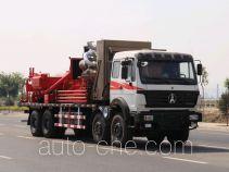 兰矿牌LK5310TYL140型压裂车