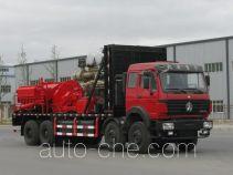兰矿牌LK5350TYL140型压裂车