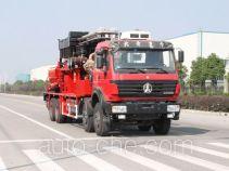 兰矿牌LK5380TYL250型压裂车