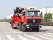 兰矿牌LK5382TYL250型压裂车