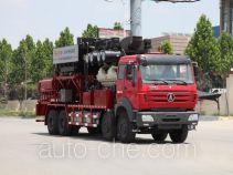 兰矿牌LK5382TYL300型压裂车