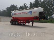Kunbo LKB9400GFL medium density bulk powder transport trailer