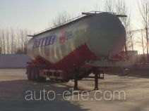 Kunbo LKB9400GFLD low-density bulk powder transport trailer