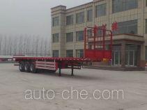 Kunbo LKB9400TPB flatbed trailer
