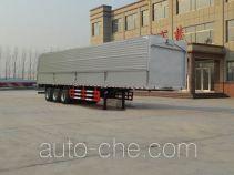 Kunbo wing van trailer