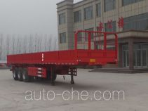 坤博牌LKB9400ZL型自卸半挂车