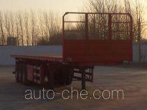 Kunbo flatbed dump trailer
