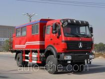Linfeng LLF5160TGL6 thermal dewaxing truck
