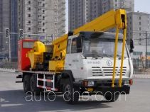 Linfeng LLF5230TCY12 well servicing rig (workover unit) truck