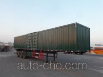 Ruiyida LLJ9400XXY box body van trailer
