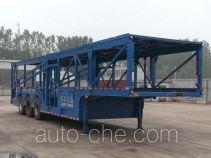 Tengyun LLT9200TCL vehicle transport trailer