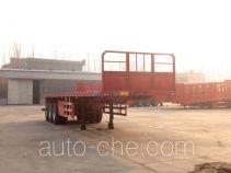 Tengyun LLT9400TPB flatbed trailer
