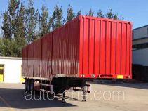 Tengyun LLT9400XXY box body van trailer