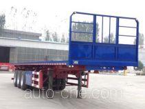 Tengyun LLT9401ZZXP flatbed dump trailer