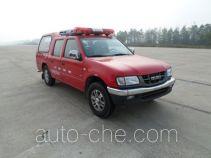 Tianhe LLX5024GXFSG02/XW fire tank truck