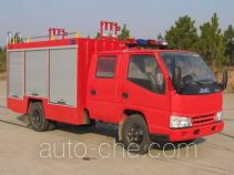 Tianhe LLX5040TXFQC35 apparatus fire fighting vehicle