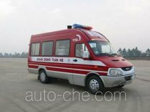 Tianhe LLX5043XXFTZ55Y communication fire command vehicle