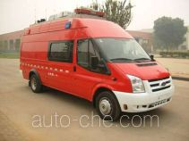 Tianhe LLX5044XXFTZ65/F communication fire command vehicle