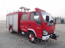 Tianhe LLX5054TXFQC50/L apparatus fire fighting vehicle