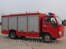 Tianhe LLX5060TXFQJ50 fire rescue vehicle