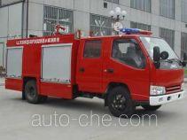 Tianhe LLX5062GXFSG20 fire tank truck