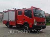 Tianhe LLX5064GXFSG15/N fire tank truck