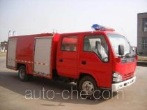 Tianhe LLX5073GXFAP20 class A foam fire engine