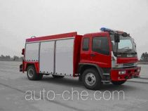 Tianhe LLX5110TXFQJ80 fire rescue vehicle