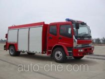 Tianhe LLX5110TXFQJ80A fire rescue vehicle